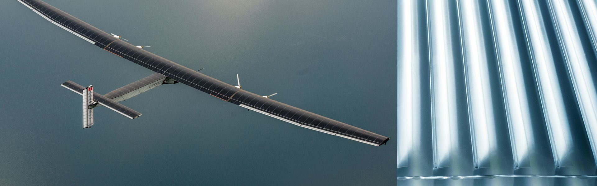 Lantal's contribution to the Solar Impulse project