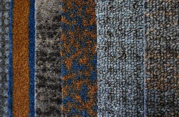New printed carpets for trains